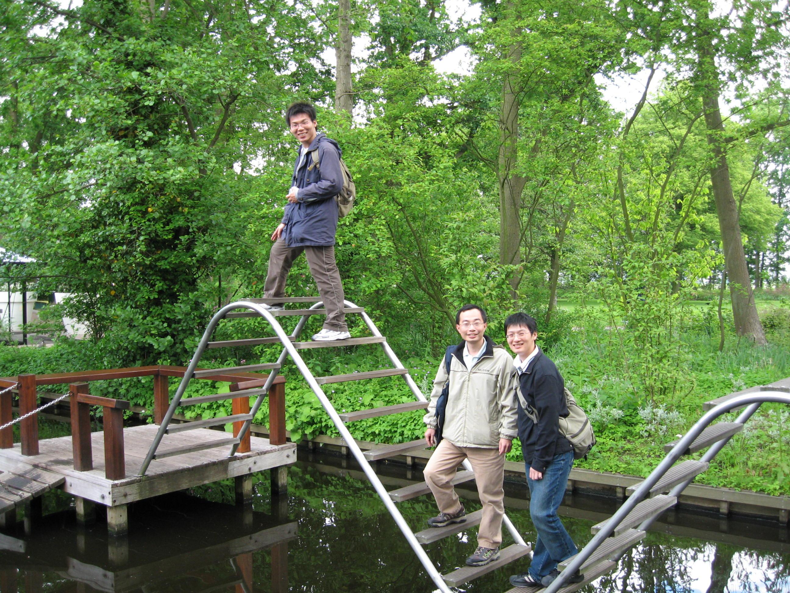 ISMRM2007 (荷蘭庫肯霍夫花園)